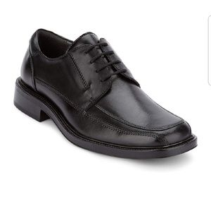 Mens Comfort work shoes.